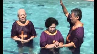 Baptisan Pembaharuan dr Suradi ben Avraham