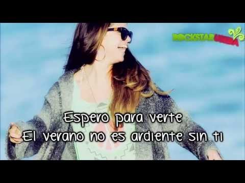 The Summer's Not Hot - Selena Gomez - En EspaÑol video