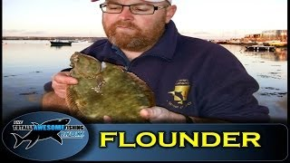 Beach fishing tips (Part 6) - The curse of the Flounder - TAFishing show