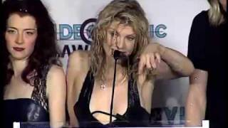 Hole at a Press Conference in 1998