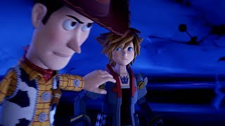 KINGDOM HEARTS 3 - Funniest and Roasting Moments