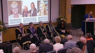 Four inspiring recipients awarded: John Curtin Medal 2015