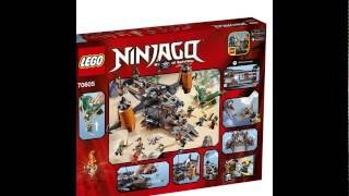 ALL NINJAGO 2016 SKYBOUND HD OFFICIAL SETS IMAGES!!!