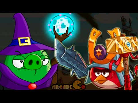 Angry Birds Epic: Wednesday Floating Hoghouse Crafting For Coin Gold Piggies video