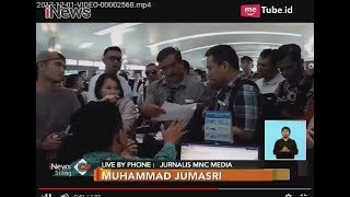 Terjadi Delay 6-8 Jam pada Penerbangan Maskapai Garuda Indonesia - iNews Siang 01/12