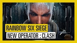Tom Clancy's Rainbow Six Siege – Grim Sky : Clash Operator
