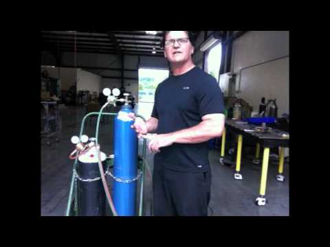 Cutting Torch - Tips For Oxygen Acetylene Cutting video