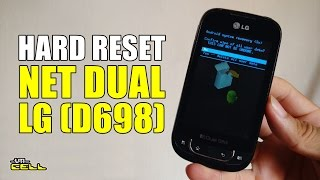 Hard Reset no LG Optimus Net Dual P698