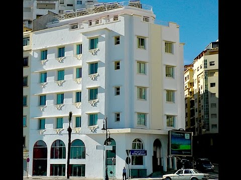 Tangiers: In Search of Burgess — Hotel Miramar