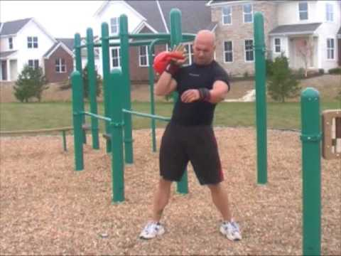 Kettlebell Training- 3:00 of Hell Image 1