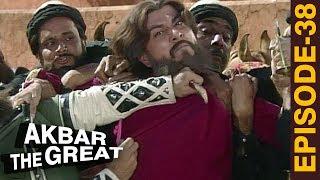 AKBAR THE GREAT - Episode 38 l बैरम खान की गिरफ्तारी