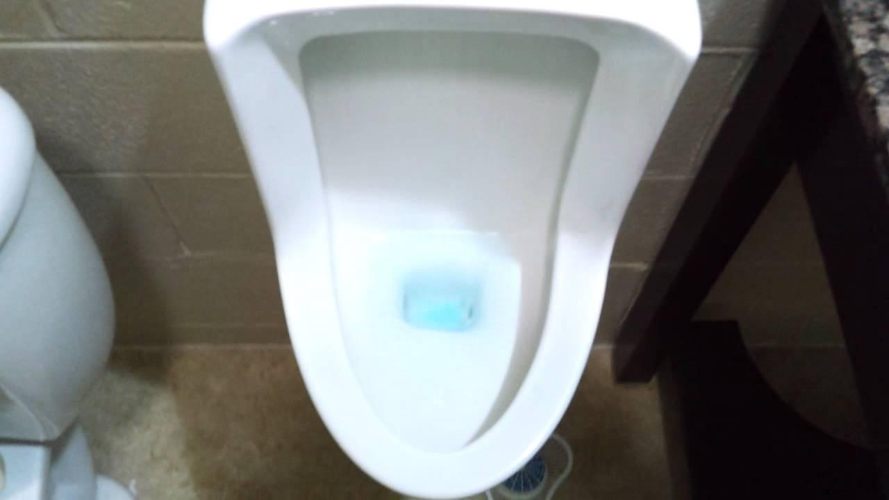 Bathroom Tour Eljer Dover Urinal And Eljer Toilet At A