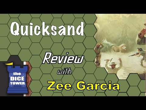 Quicksand Review - with Zee Garcia