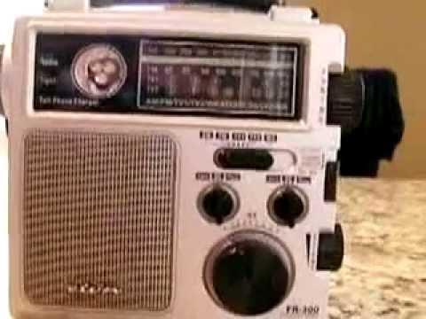 Eton FR300 Review (Emergency Radio)