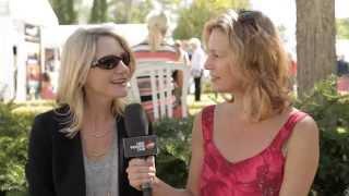 Sonja Bennett - star and writer of Preggoland talks about her career
