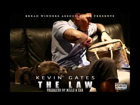 Kevin Gates - The Law (produced By Millz & Zar) video