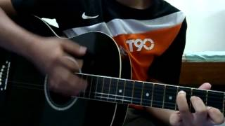 Akrab  Persahabatan - Inteam (Gitar Cover)
