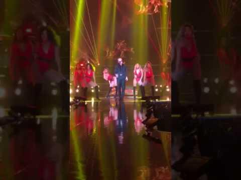 Pitbull Fireball at The Axis Las Vegas July 29 2017