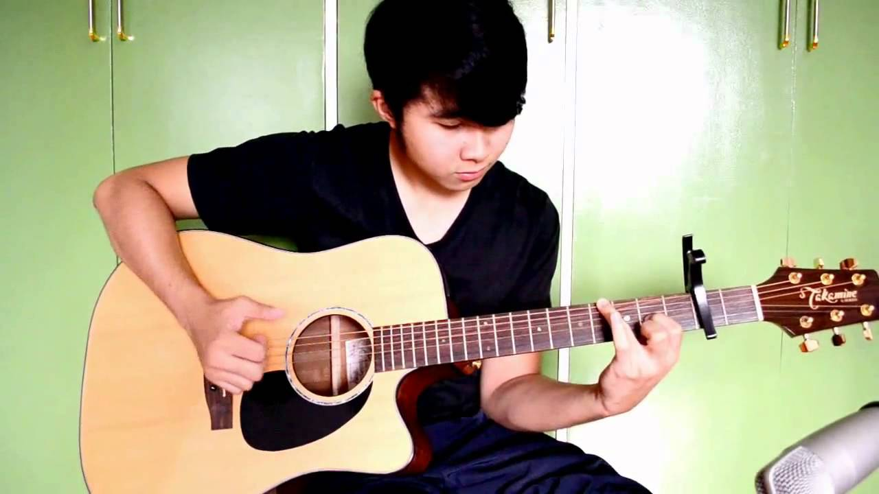 (WITH TAB) Noel Cabangon - Kahit maputi na ang buhok ko (Fingerstyle cover by Jorell) - YouTube