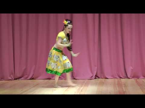 Babuji Zara Dheere Chalo Bollywood Dance Stars 2013 Dinara Kozina Moscow video