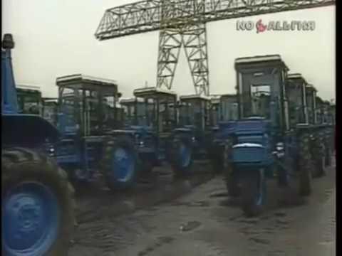 1988 год.  Ташкентский тракторный завод.