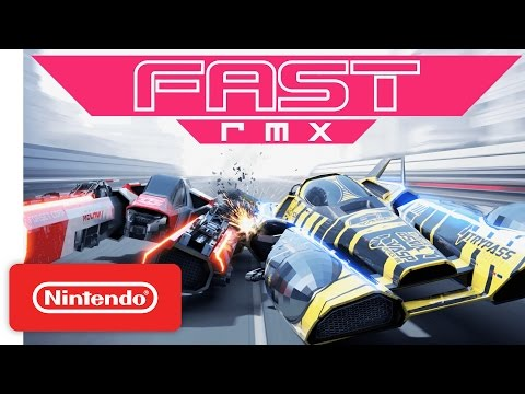 Fast RMX – Nintendo Switch Trailer