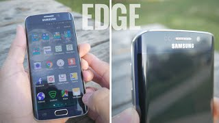 Samsung Galaxy S6 Edge Review Español (4K)