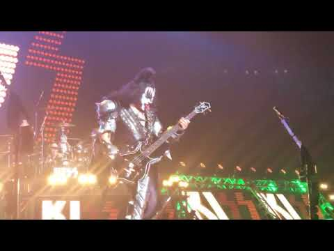 KISS, Deuce, The Pavilion at Toyota Music Factory, Irving, Texas 9-27-2017