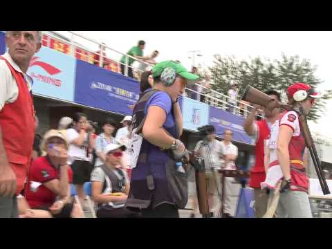 Finals Skeet Women - ISSF World Cup in all events 2014, Beijing (CHN)