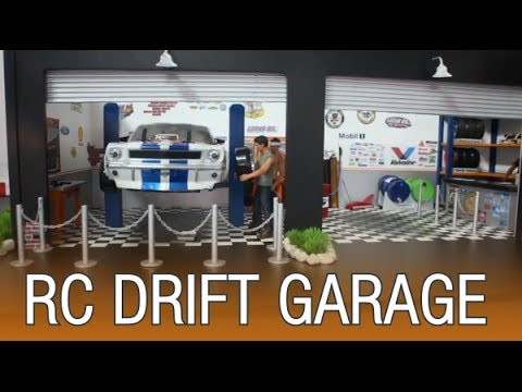 RC Drift Garage