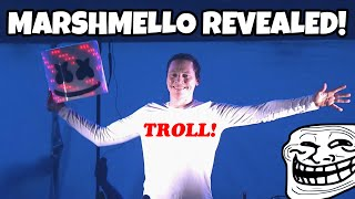 Marshmello and Tiesto TROLL EDC 2016