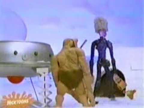 Prometheus and bob antarctica