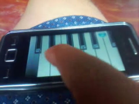 Piano Samsung Star Musicas-Music.3gp