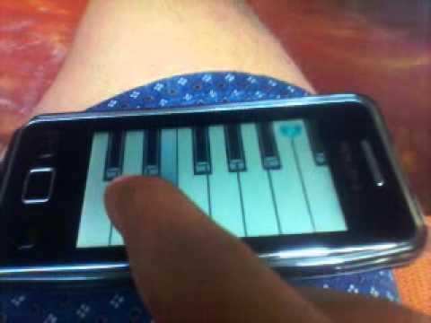 Piano Samsung Star Musicas-Music.3gp