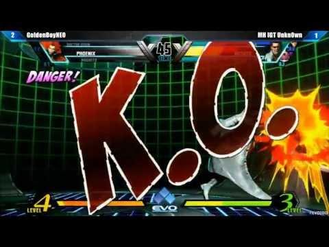 Ultimate Marvel vs. Capcom 3 at Evolution 2013