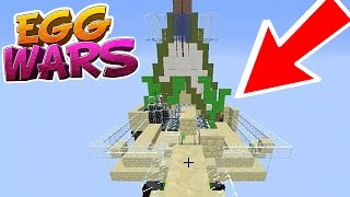 BU NASIL BİR DEFANS ANLAYIŞI ?? | Minecraft: EGG WARS