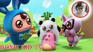 Cute Baby Song for Kids | Cute Girl Song for Kindergarten Nursery Rhymes & Baby Songs with BongKidTV