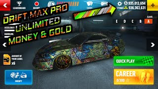 Drift Max Pro 1.2.8 Mod ( Unlimited Money & Gold / Free Shopping) Apk + Obb    No Root