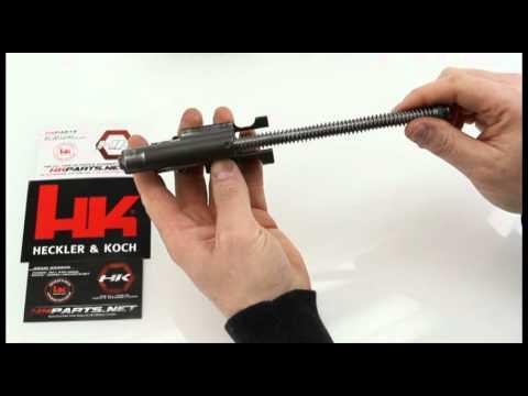 MP5 Recoil Rod Removal.mp4