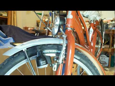 Light Generator For Bicycle Bicycle Dynamo Light Kit