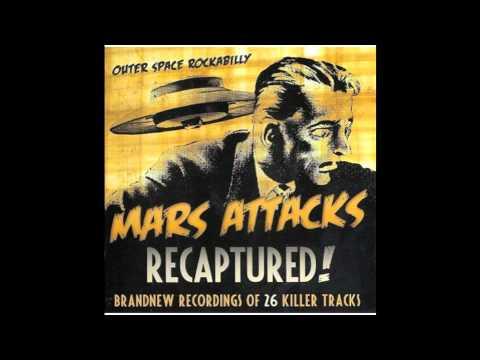 Mars Attacks - Man From Mars