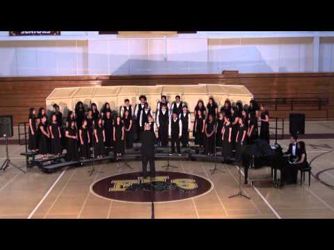 The Song The Natures Sings by Ruth Elaine Schram - James Rutter Middle