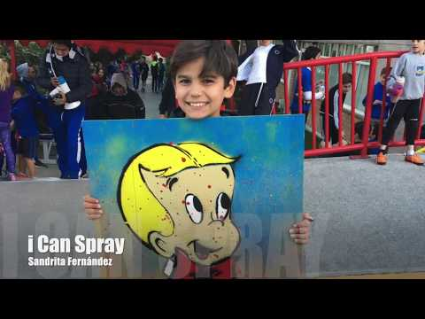 SANTI PEREZ / GRAFFITI ART CLASS / RICHIE RICH / ALEC MONOPOLY