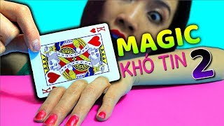 TOP 8 MAGIC TRICKS ANYONE CAN DO AT HOME!!! CC Available