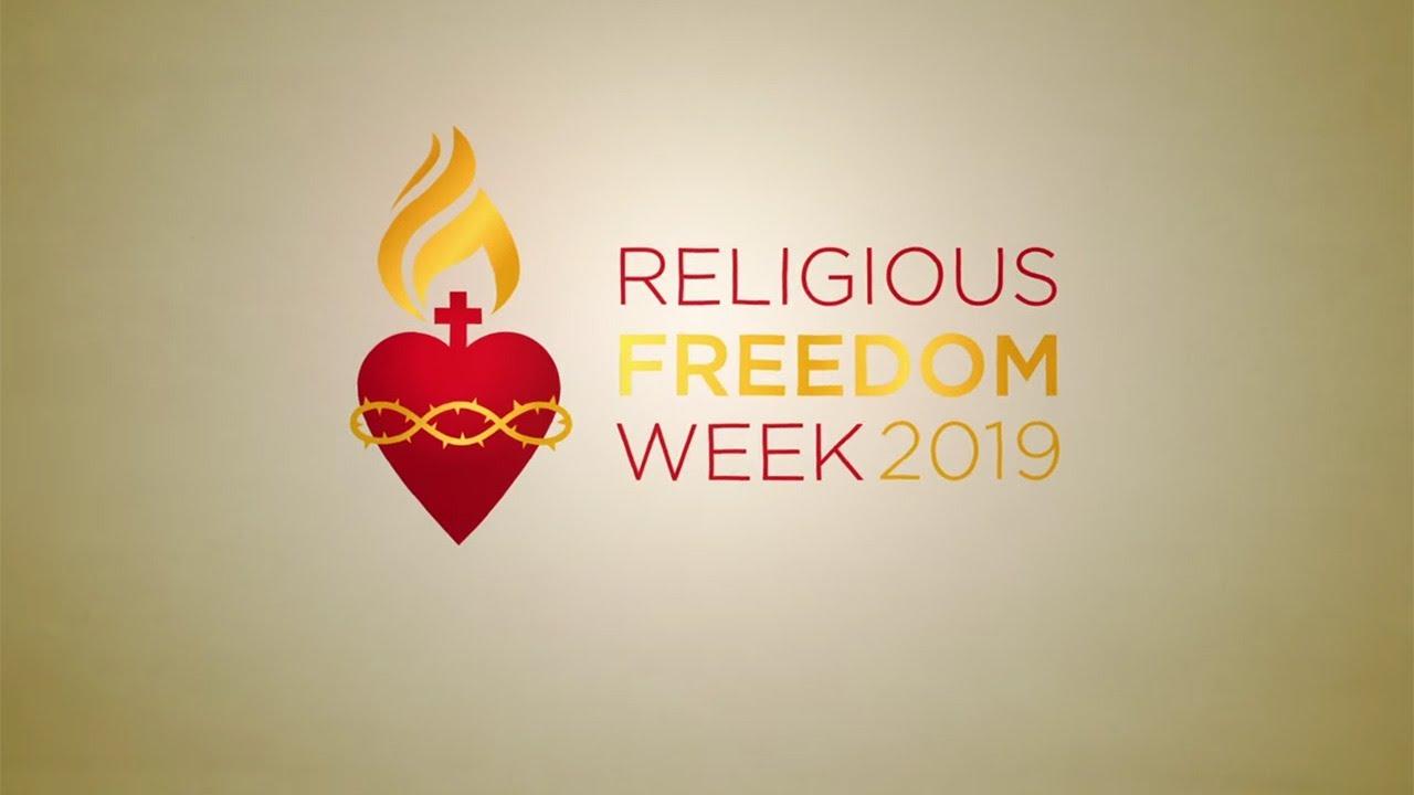 Religious Freedom Week 2019 – Strength in Hope