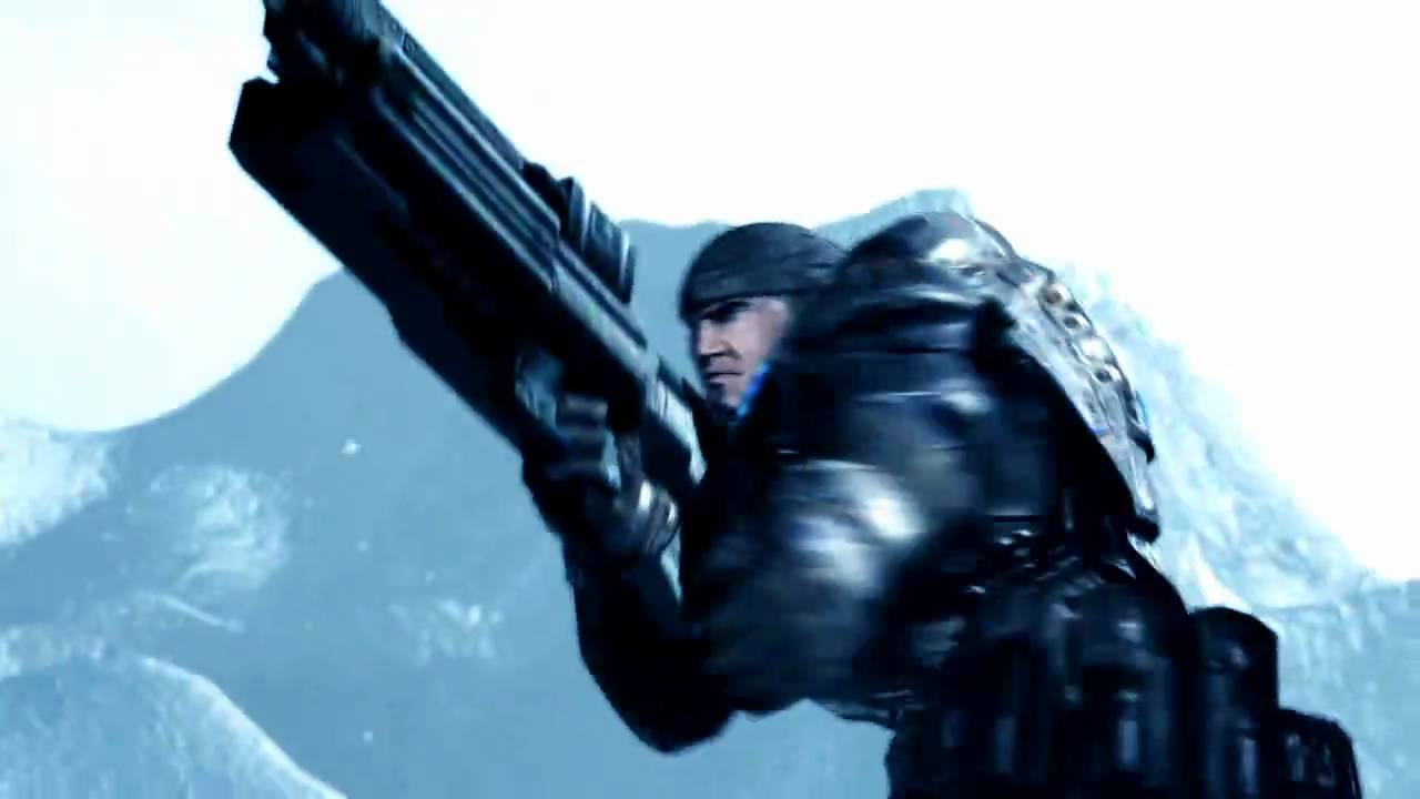 Marcus Lost Planet Lost Planet 2 Video Gears of