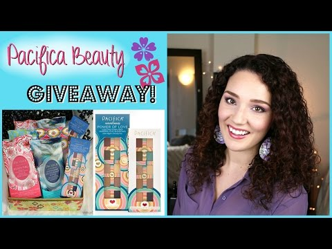 Pacifica Beauty Giveaway Spring 2015