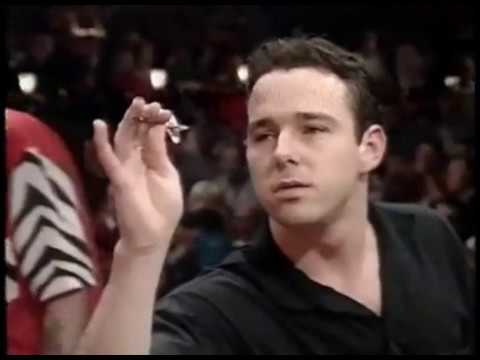 Peter Wright vs. Richie Burnett - First Round - 1995 BDO World Championship