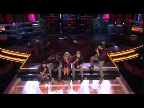Final Montage - Winner of America's Favourite Acapella Group (Series 3) - Pentatonix!