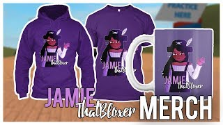 Download Lagu JAMIE THATBLOXER MERCH OUT NOW!   OUT FOR 21 DAYS Gratis STAFABAND